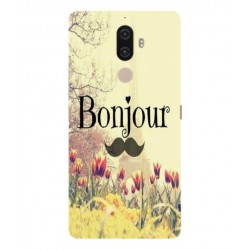 Lenovo K8 Note Hello Paris Cover