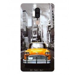 Lenovo K8 Note New York Taxi Cover