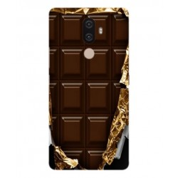 Coque I Love Chocolate Pour Lenovo K8 Note