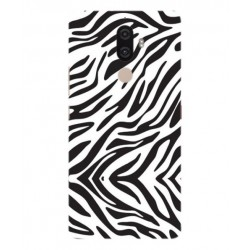 Lenovo K8 Note Zebra Case