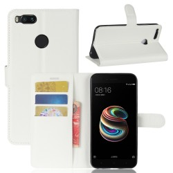 Xiaomi Mi 5X White Wallet Case