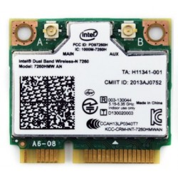 Module Originale WiFi Bluetooth Pour Acer Spin 5 SP513-51-32S1 - Intel 7260HMW AN