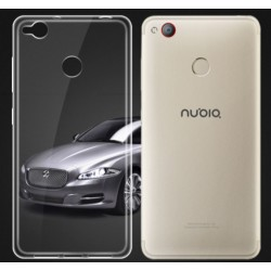 ZTE Nubia Z11 Mini S Transparent Silicone Case