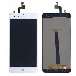 White ZTE Nubia Z11 Mini Complete Replacement Screen