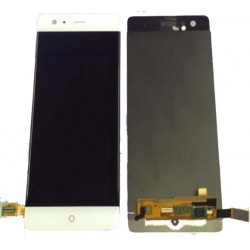 White ZTE Nubia Z17 Complete Replacement Screen
