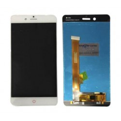White ZTE Nubia Z17 Mini Complete Replacement Screen