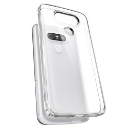 LG G6 Transparent Silicone Case