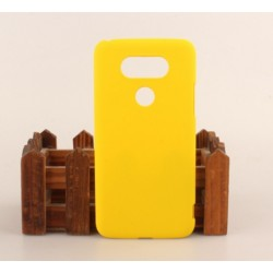 LG G6 Yellow Hard Case