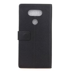 LG G6 Black Wallet Case