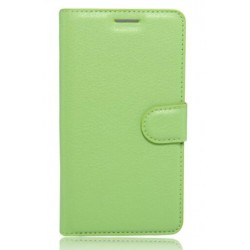 LG G6 Green Wallet Case