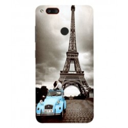 Archos Diamond Gamma Vintage Eiffel Tower Case