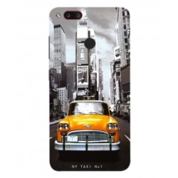 Carcasa New York Taxi Para Archos Diamond Gamma