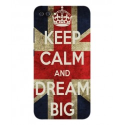 Asus Zenfone 4 Max Pro ZC554KL Keep Calm And Dream Big Cover