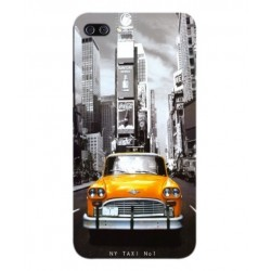 Asus Zenfone 4 Max Pro ZC554KL New York Taxi Cover