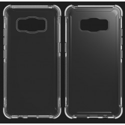 Samsung Galaxy S8 Active Transparent Silicone Case