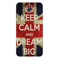 Asus Zenfone 4 Selfie ZD553KL Keep Calm And Dream Big Cover
