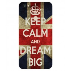Coque Keep Calm And Dream Big Pour Xiaomi Redmi Note 5A