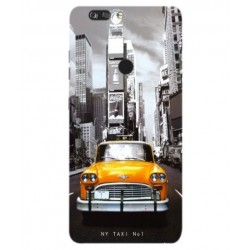 ZTE Blade Z Max New York Taxi Cover
