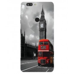 ZTE Blade Z Max London Style Cover