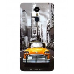 LG K7 (2017) New York Taxi Cover