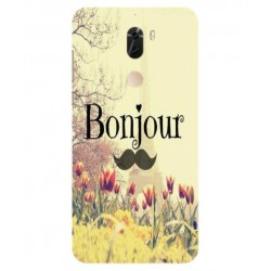 Coolpad Cool Play 6 Hello Paris Cover