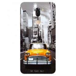 Carcasa New York Taxi Para Coolpad Cool Play 6