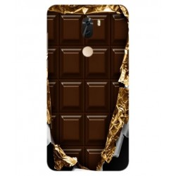Funda Protectora 'I Love Chocolate' Para Coolpad Cool Play 6