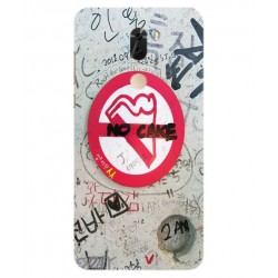 Funda Protectora 'No Cake' Para Coolpad Cool Play 6