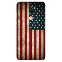 Funda Vintage America Para Coolpad Cool Play 6