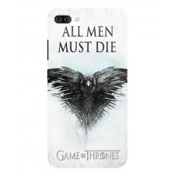 Asus Zenfone 4 Max Pro ZC554KL All Men Must Die Cover