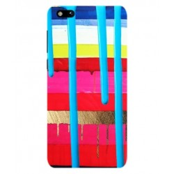 Coolpad Cool M7 Brushstrokes Cover