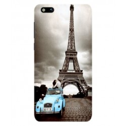 Coolpad Cool M7 Vintage Eiffel Tower Case