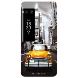 Meizu Pro 7 Plus New York Taxi Cover