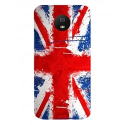 Coque UK Brush Pour Motorola Moto G5S