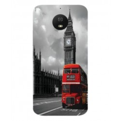 Protection London Style Pour Motorola Moto G5S