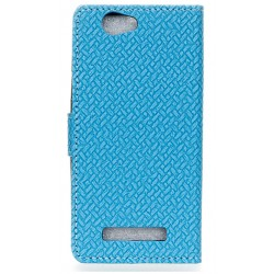 Wileyfox Spark Blue Wallet Case