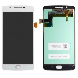 White Motorola Moto G5 Complete Replacement Screen