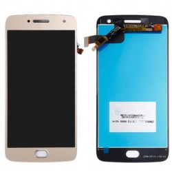 Motorola Moto G5 Plus Complete Replacement Screen Gold Color