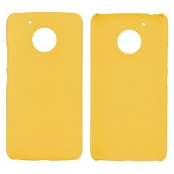 Motorola Moto G5 Plus Yellow Hard Case