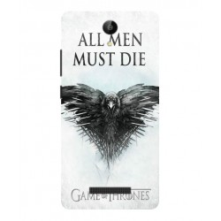 Archos 50 Platinum 4G All Men Must Die Cover