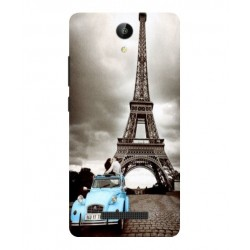 Archos 50 Platinum 4G Vintage Eiffel Tower Case