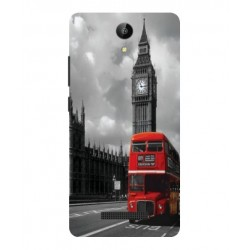 Archos 50 Platinum 4G London Style Cover