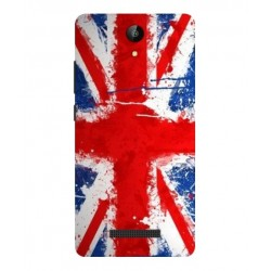 Coque UK Brush Pour Archos 50 Platinum 4G