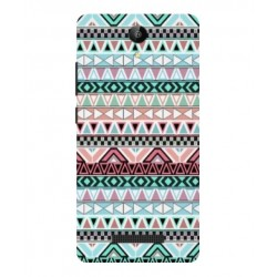 Archos 50 Platinum 4G Mexican Embroidery Cover