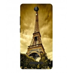Archos 50 Platinum 4G Eiffel Tower Case