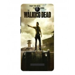 Archos 50 Platinum 4G Walking Dead Cover