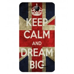 Archos 55b Platinum Keep Calm And Dream Big Cover