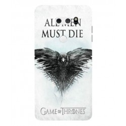 LG V30 All Men Must Die Cover