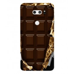 LG V30 I Love Chocolate Cover