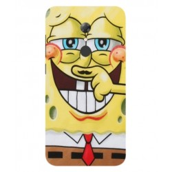 Alcatel A7 Yellow Friend Cover